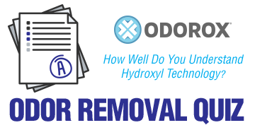 Odor Removal Quiz