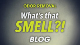 What's That SMELL?! Blog Sponsored by Odorox