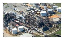 Tornado Outbreak at Power Plant