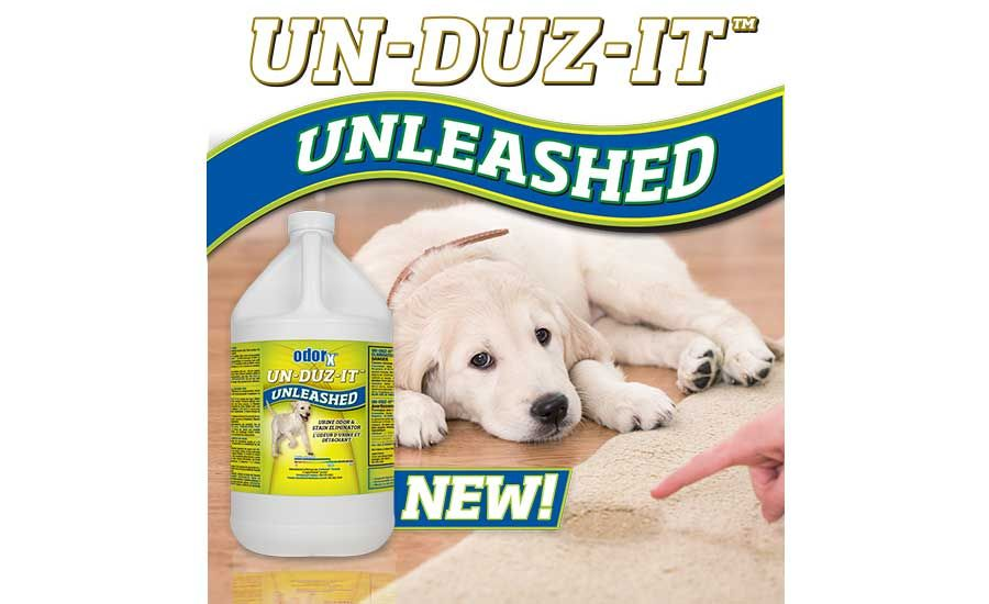 One-step Un-Duz-It Unleashed™ Urine Odor and Stain Eliminator