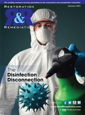 Restoration & Remediation January 2021 Cover